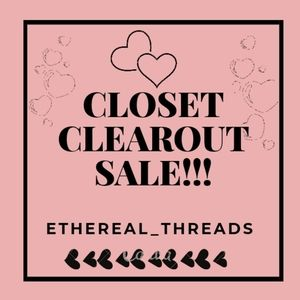 💕ALL PRICES REDUCED!💕